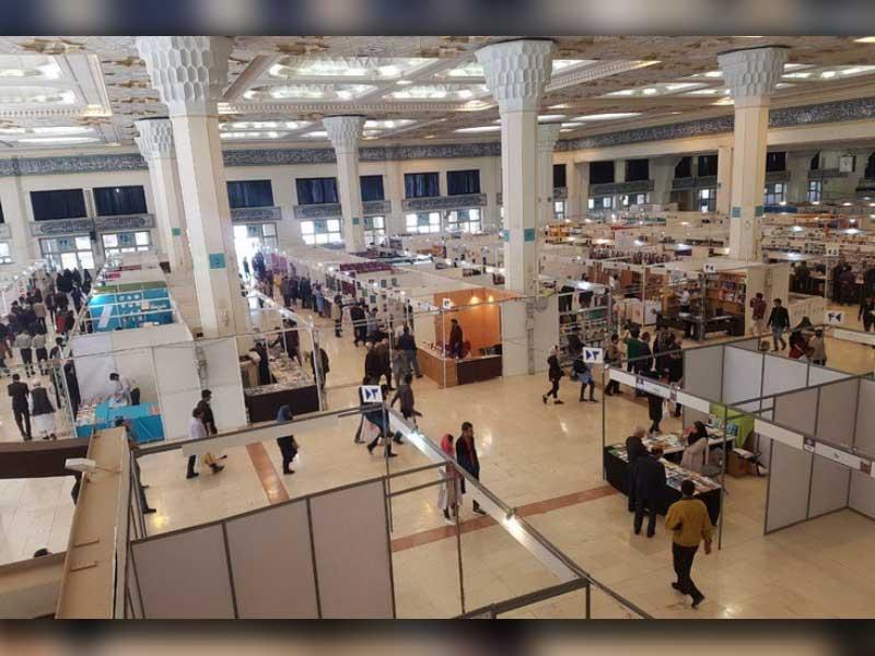 درهای سی و دومین نمایشگاه کتاب تهران به روی علاقه مندان گشوده شد