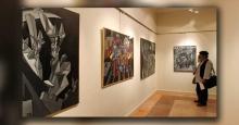 گالریهای تهران هفته چهارم فروردین