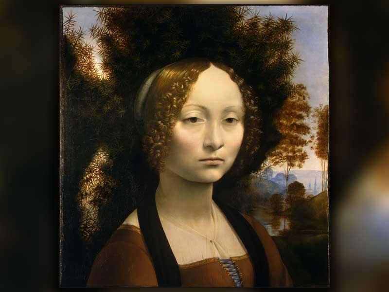 زنان در نقاشیهای داوینچی
