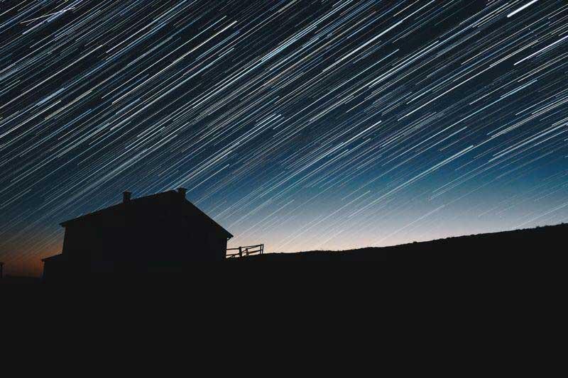 عکاسی از ستاره ها