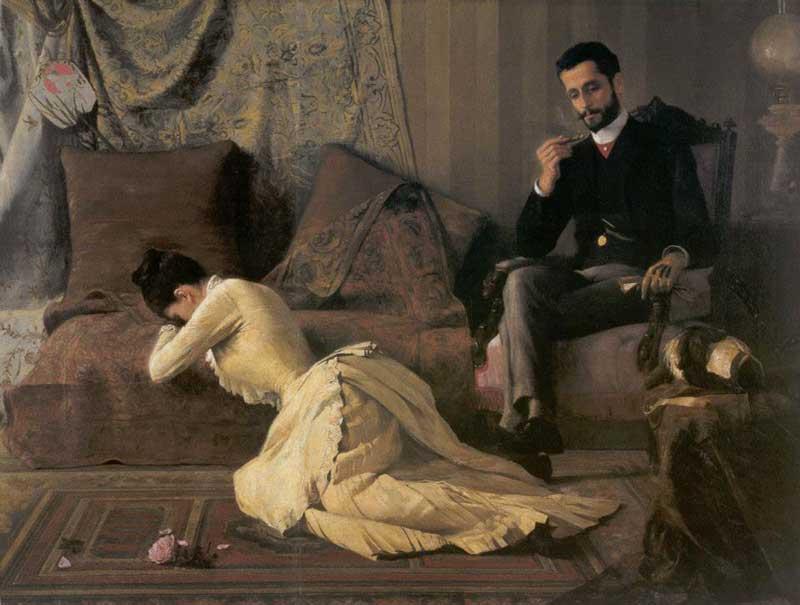 عشق در نقاشی