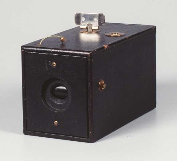 اولین دوربین کوداک