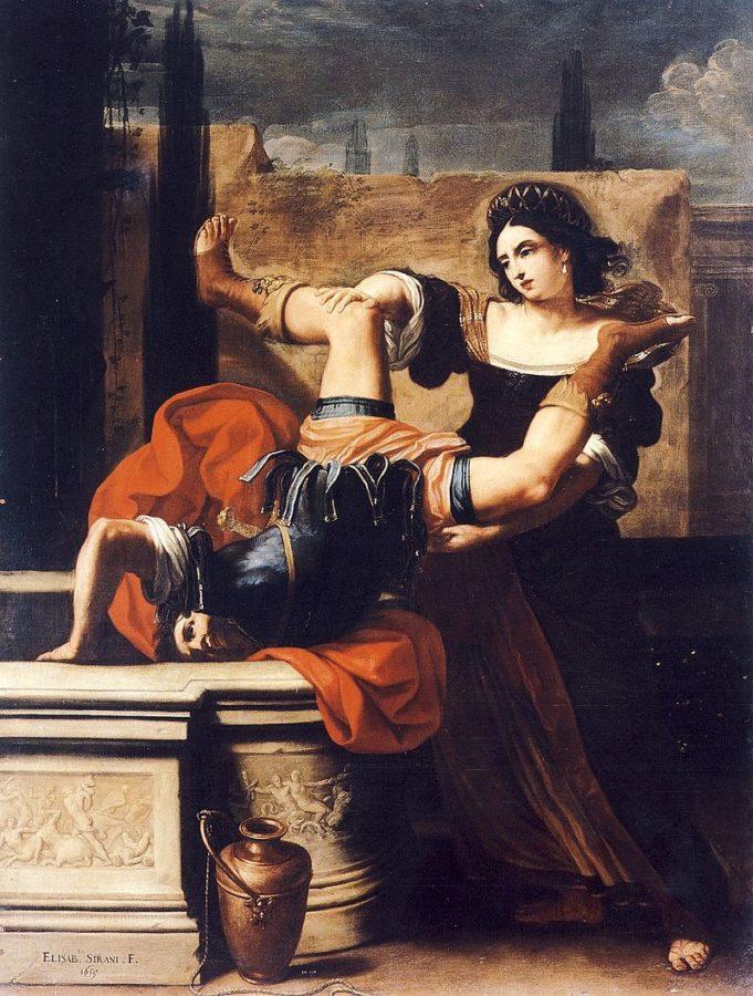 الیزابت تیموکلی