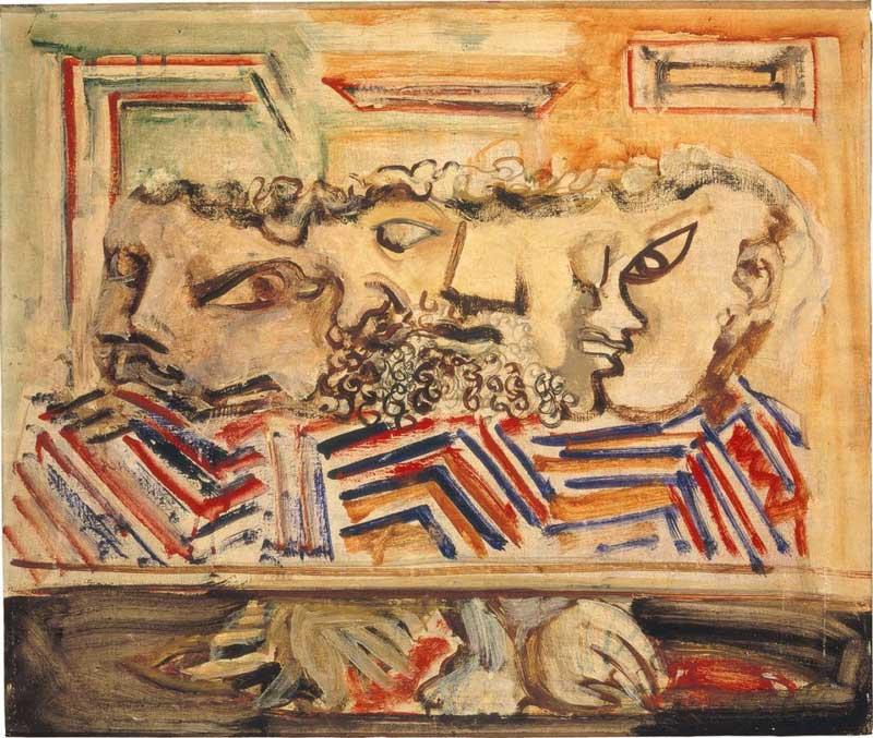 آثار نقاشی مارک راسکو