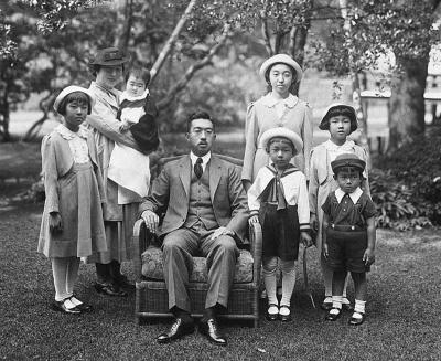 خاندان سلطنتی ژاپن