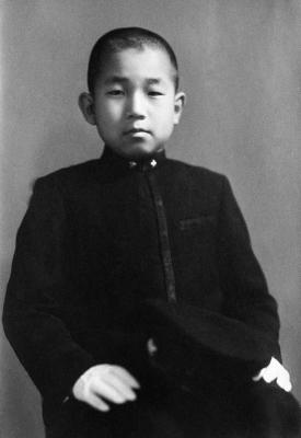 امپراطورسابق ژاپن