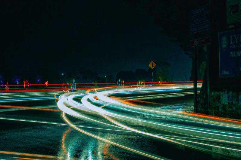 عکاسی از شب