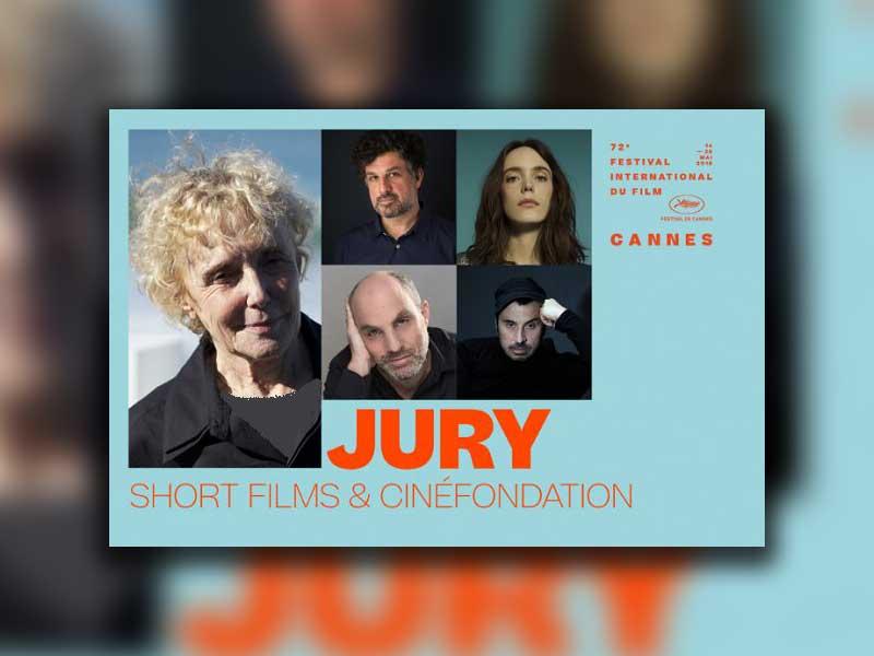 داوران بخش فیلم کوتاه و سینه فونداسیون کن ۲۰۱۹ معرفی شدند