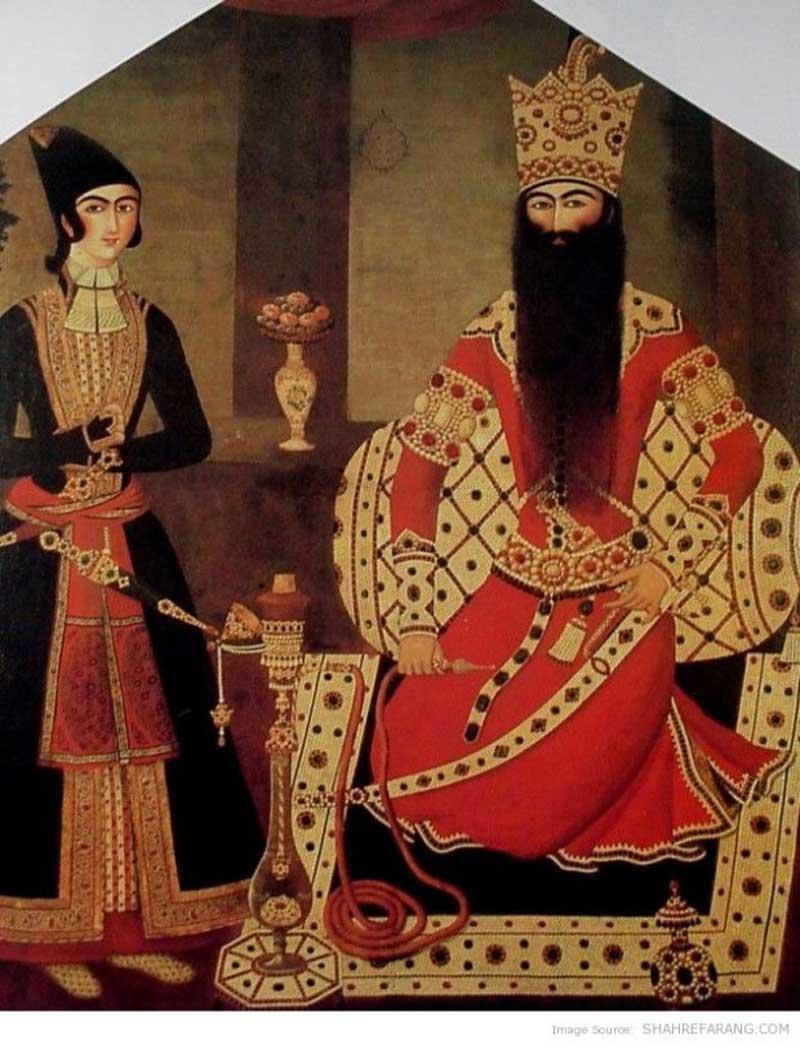 پادشاه قاجار
