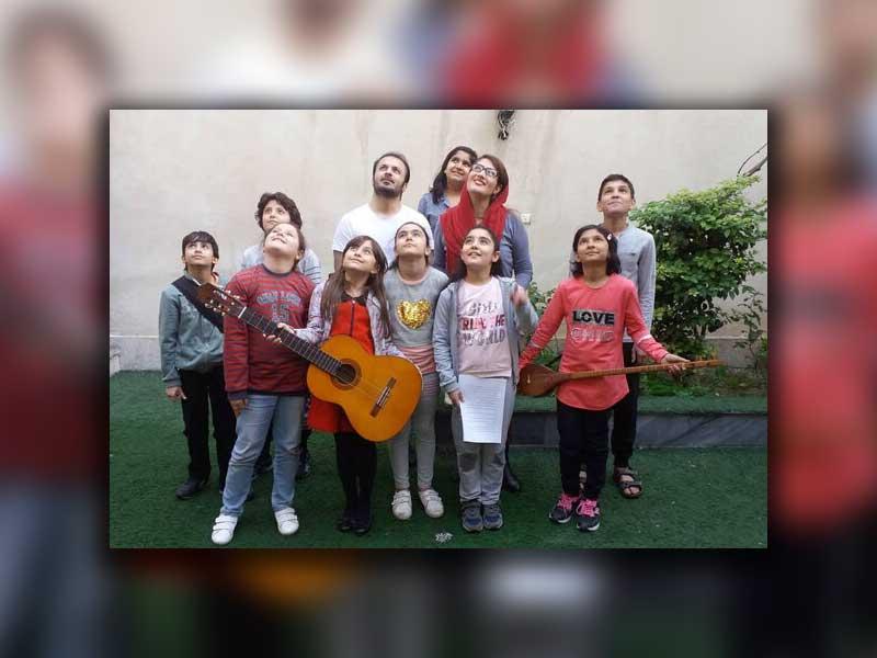 اجرای نمایش موزیکال «زیر گنبد طلا» با ۹ بازیگر کودک