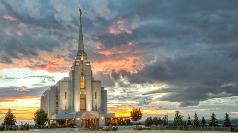 معبد آیداهو