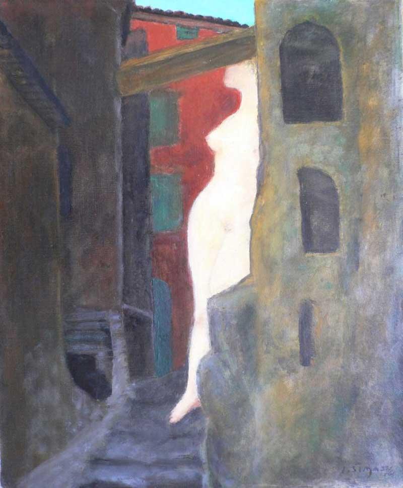 نقاش فرانسوی
