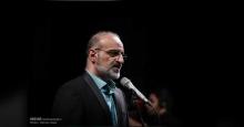کنسرت محمد اصفهانی در «باغ رمضان»