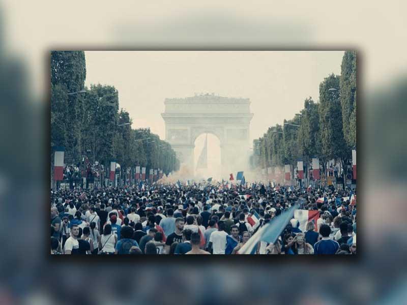 حقایق زندگی در حومه پاریس