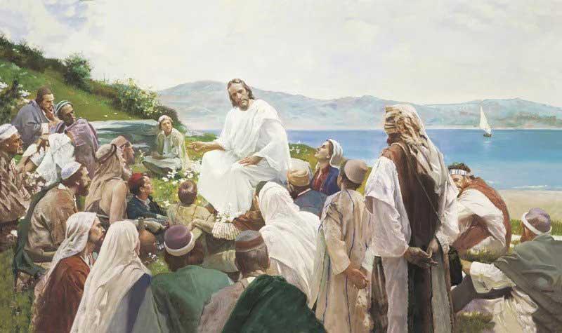 موعظه روی کوه