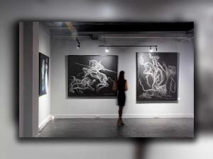 گالری های تهران
