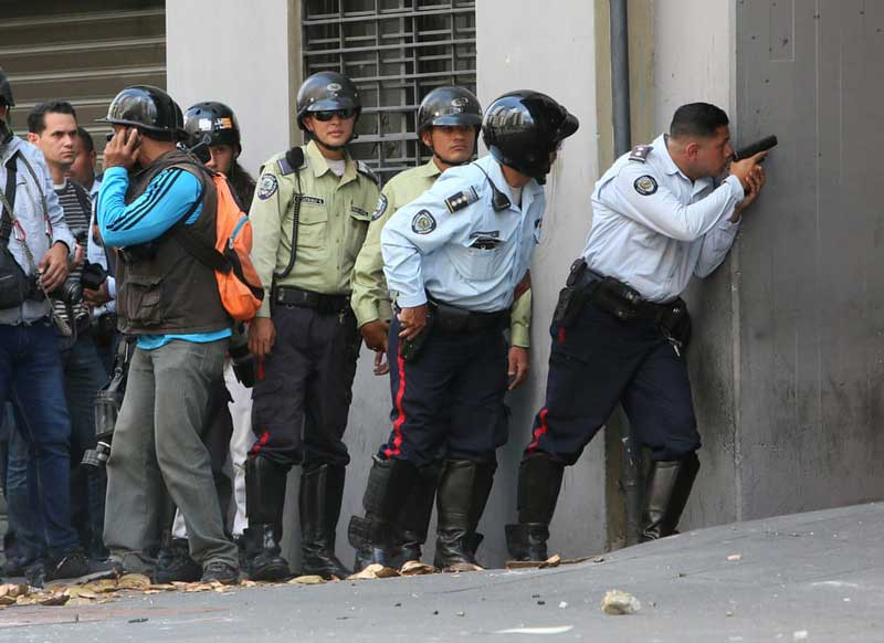 ناآرامیهای ونزوئلا