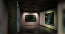 نمایشگاه «ذره دیوانه خدا» در گالری چهار آغاز شد