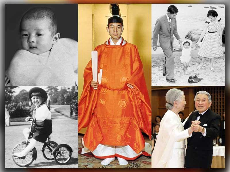 امپراطور آکیهیتو – از کودکی تا کنارهگیری از قدرت