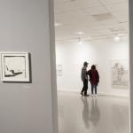 افتتاح هفتمین نمایشگاه مهمانی هنر در خانه هنرمندان ایران