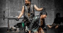 نگاهی به نمایش «کرونوس» به کارگردانی علی صفری