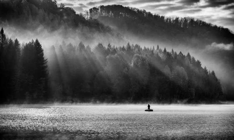 عکاسی دیجیتال سیاه و سفید