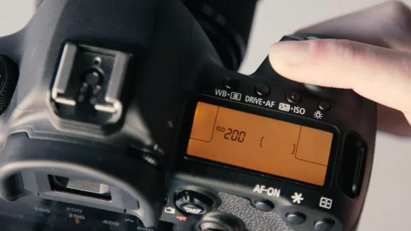 تنظیمات عکاسی