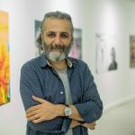 نرگس آبیار: پوسترهای علی باقری مخاطب را به فکر وا می دارد