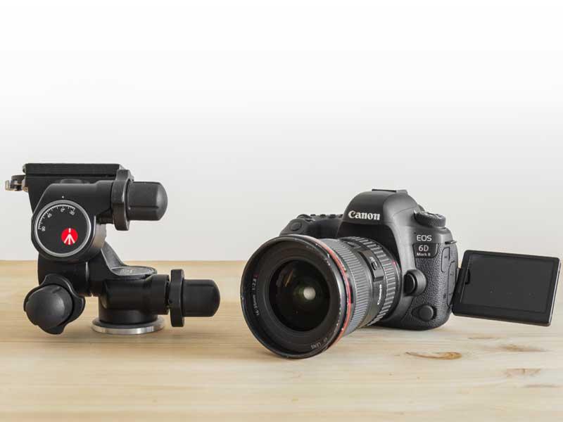 تجهیزات عکاسی که به من کمک کردند