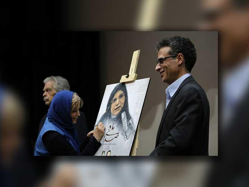 مستند پرتره مهوش افشاری عید فطر پخش میشود