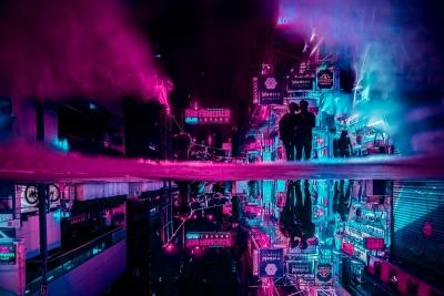 درخشش هنگ کنگ