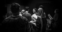 «خدای من این یه نمایشنامه دیگهست» در ایرانشهر